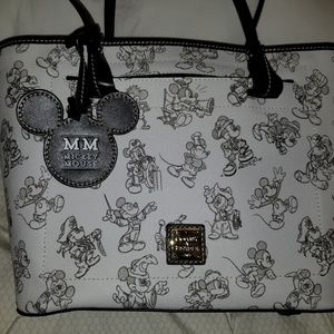Dooney and Bourke Mickey Mouse Through the Years